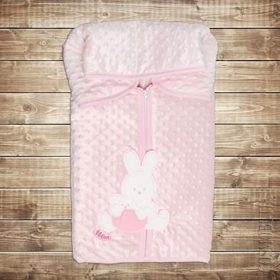 Одеяло- конверт для новорожденного
