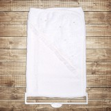 Мягкое полотенце с уголком из хлопка