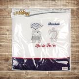 Конверт-одеяло для новорожденного на выписку