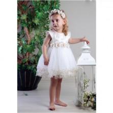 Платье Taffy с ободком
