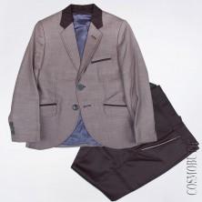 Льняной костюм для мальчика Alexander Gardi