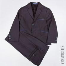 Костюм для мальчика от компании Alexander Gardi. Комплект из пиджака и классических брюк