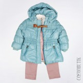 Одежда для девочки - Костюм с курткой