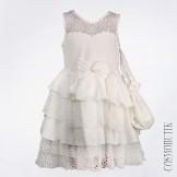 Платье Olix-5646 с сумочкой