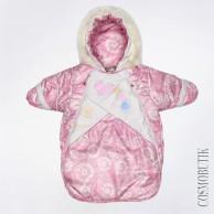 Конверт для новорожденного с шерстью мериноса