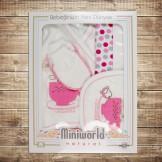 Яркий набор для новорожденного на выписку от компании Miniworld