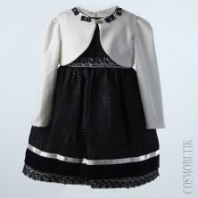 Платье для девочки с пиджаком