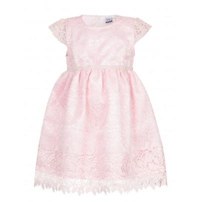 Платье для девочки розового цвета